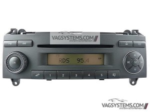 Radio RCD2001 Audio VW Crafter 2E